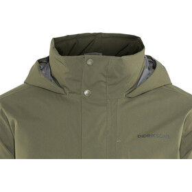 Didriksons 1913 M's Tommy Jacket Peat